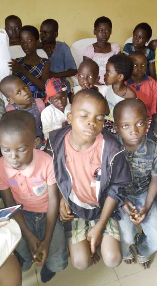Lawyer solicits support for orphanages